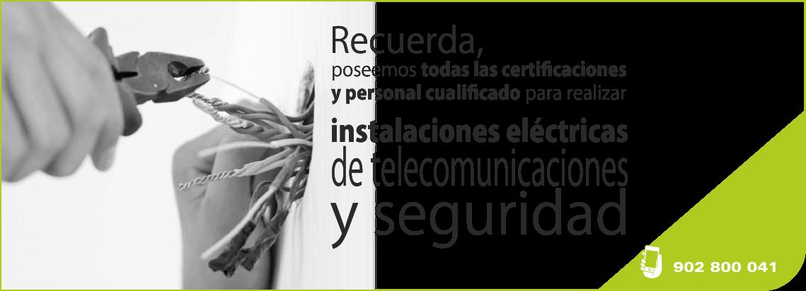 Banner Electricidad